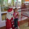 Mikołaj w szpitalu 2011-11