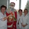 Mikołaj w szpitalu 2011-14