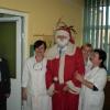Mikołaj w szpitalu 2011-17