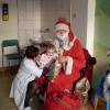 Mikołaj w szpitalu 2011-6