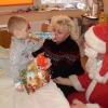 Mikołaj w szpitalu 2011-8