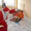 Mikołaj w szpitalu 2012-2