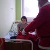 Mikołaj w szpitalu 2012-3
