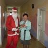 Mikołaj w szpitalu 2012-6